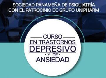Curso en Transtorno Depresivo y de Ansiedad