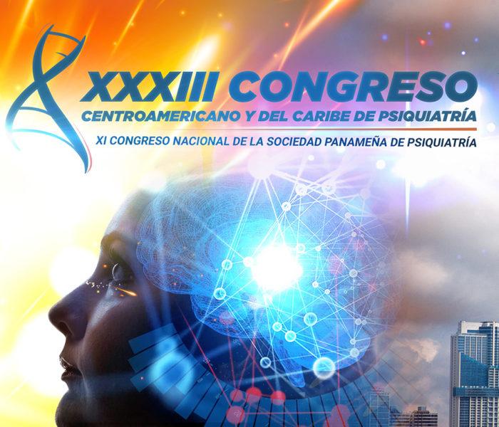 XXXIII CONGRESO CENTROAMERICANO Y DEL CARIBE DE PSIQUIATRÍA